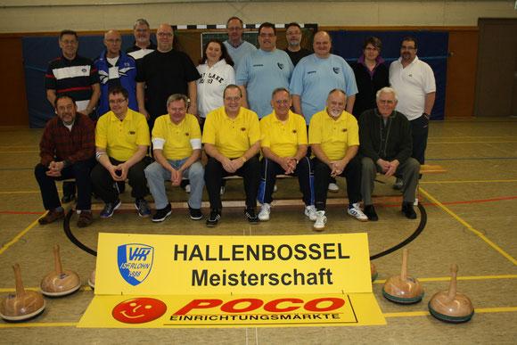 Bossel-Liga erstmals mit TG Hemer