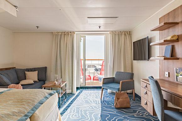 AIDAcara Junior-Suite