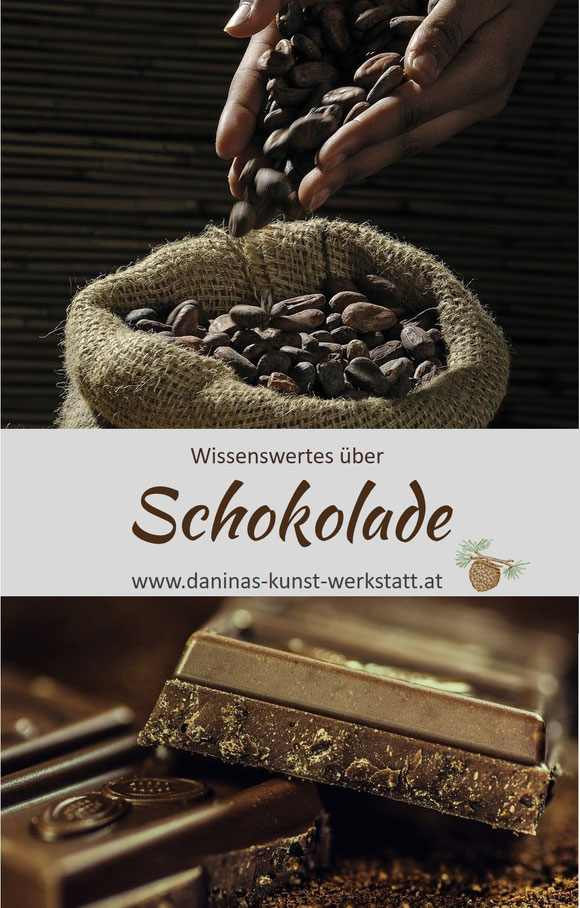 Backzutaten: Wissenswertes über Schokolade