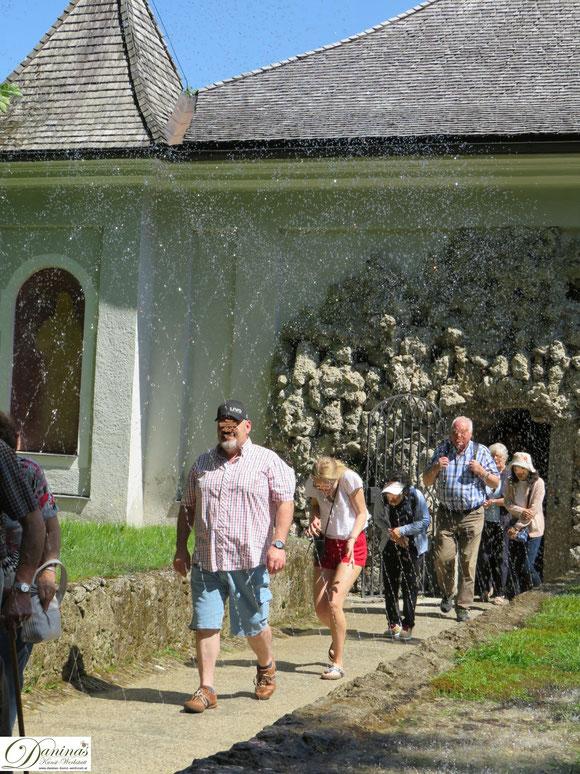 Mydasgrotte - Hellbrunner Wasserspiele, Salzburg