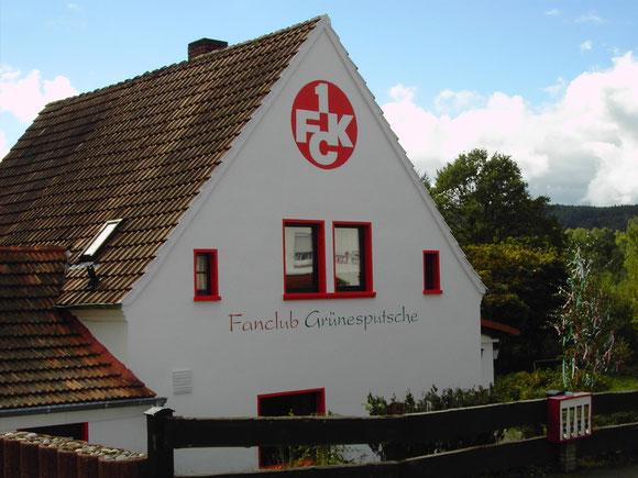 Unser Vereinsheim in der Schwallbornstraße in Rodalben