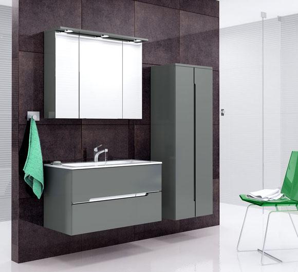 Hervorragend Badmöbel Sivas - Quentis Badmöbel und Gäste WC Möbel YV02