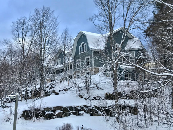 Mont-Tremblant for rent photo prise le 1 janvier 2019