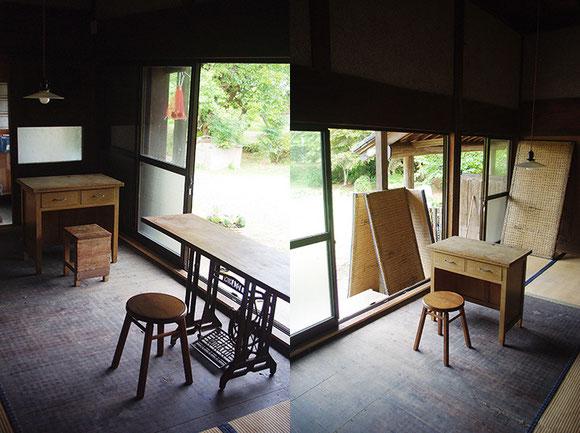 やっぱりこれはカフェでしょうか?でも、周辺地域には里山カフェが多いですしねぇ…。まずは編集室機能の強化ですね