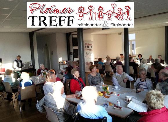 """Ploimer Treff am 11.11. mit """"Resi & Team"""""""