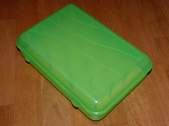 Fadenbox für 25 Faden- und Unterfadenspulen
