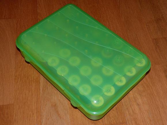 Fadenbox für 40 Faden- und Unterfadenspulen