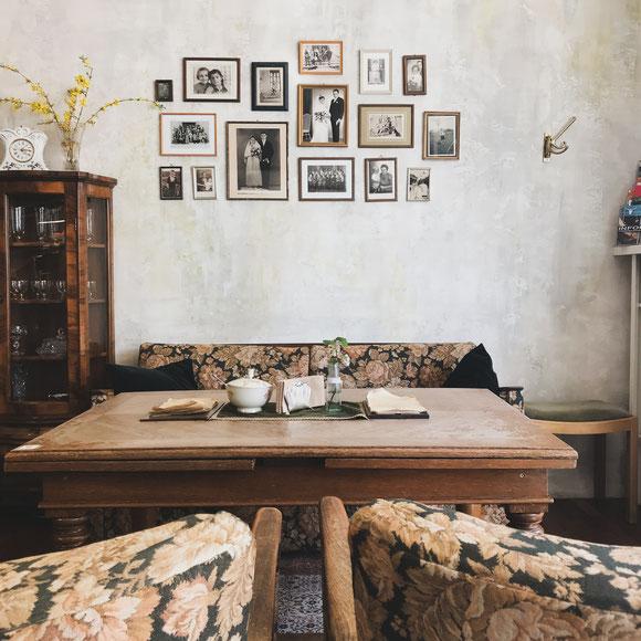 Gemütliches Café Nürnberg zum Frühstücken. Guter Kaffee und leckere Kuchen.
