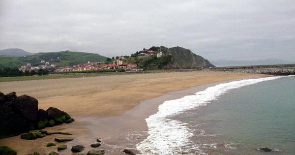 Espagne - sur la côte basque