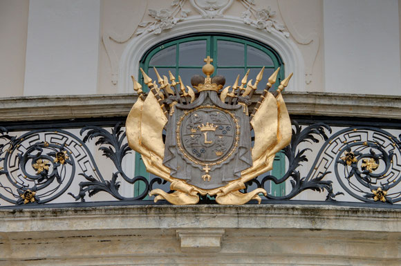 Ornament of Castle Esterhazy