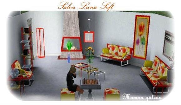 Salon Luna Soft