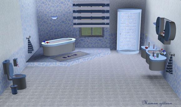 Salle de bain Azur