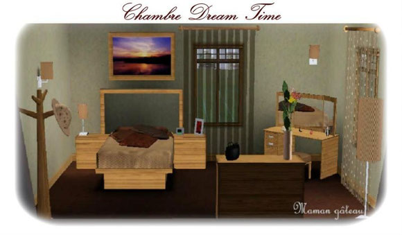 chambre Dream Time