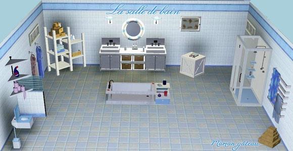 Salle de bain Newport