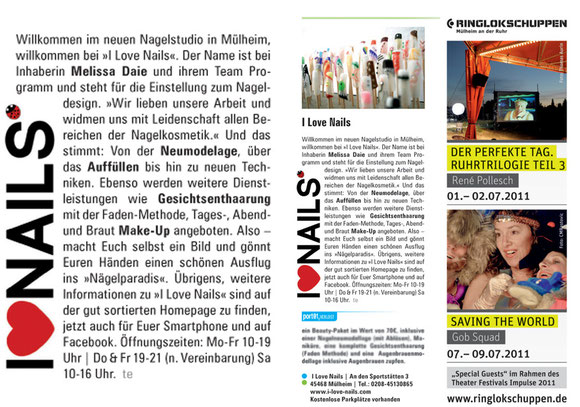 ilovenails im port01 magazin