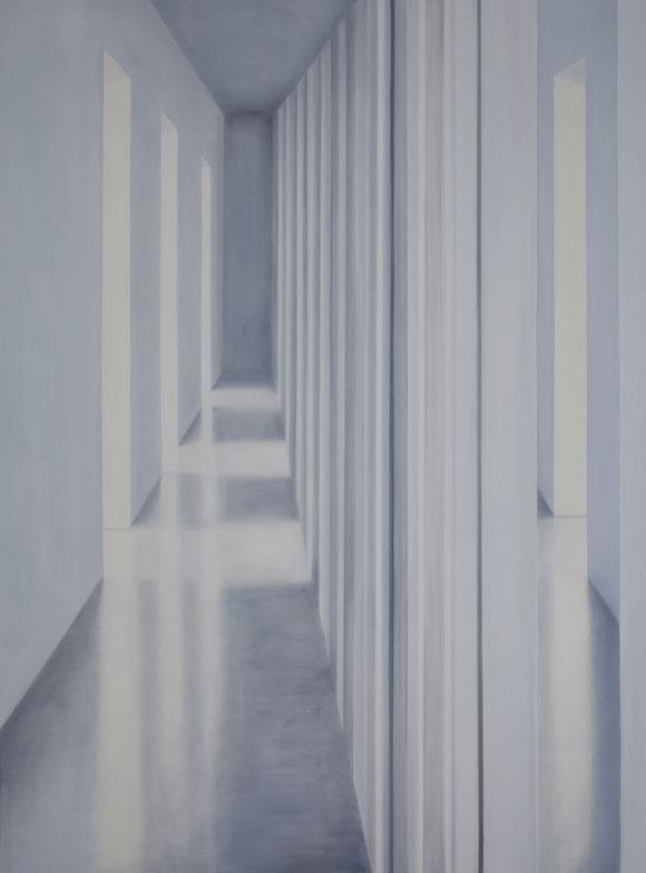 Vague 230x170cm 2011