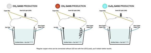 GANS Herstellung - Quelle: www.keshefoundation.org