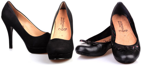 Was hilft gegen Schweißfüße in Ballerinas, Pumps und High Heels