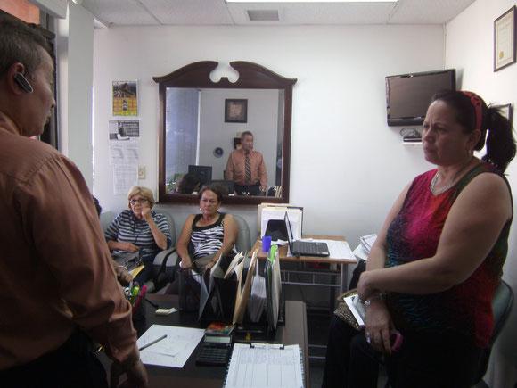 Foto de archivo de 2012. En la Suite 332