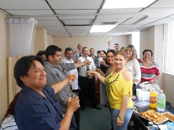 Foto de archivo de 2013. Inicio de la temporada 2012, la sexta de Ojeda (Multiservices) Corp.