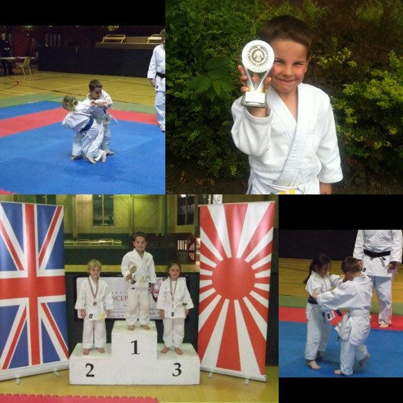 Judo Events that Wa Shin kan Members have participated in