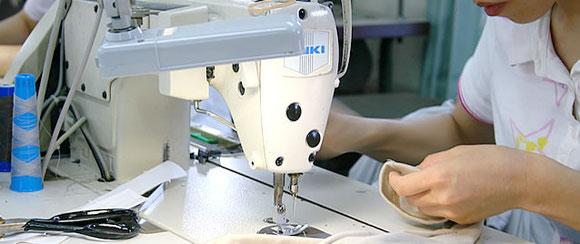 株式会社ヨシオカ 縫製工場