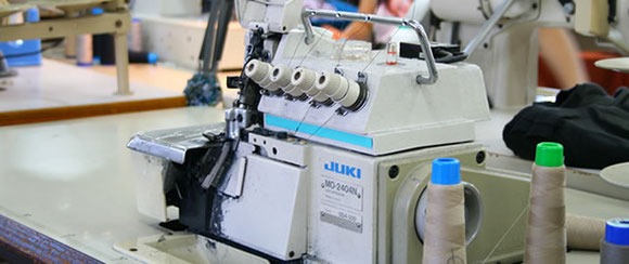 国内縫製工場