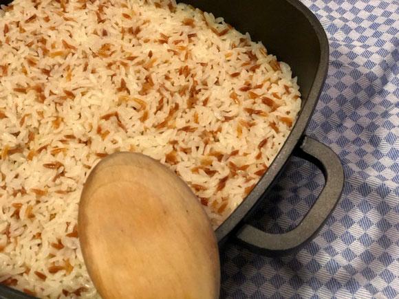 Tuerkischer Reis wie bei Mama l original tuerkischer Reis