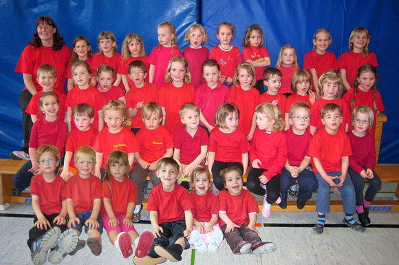 2011 Kleinkindergruppe