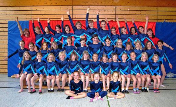 2011 Turnen Mädchen