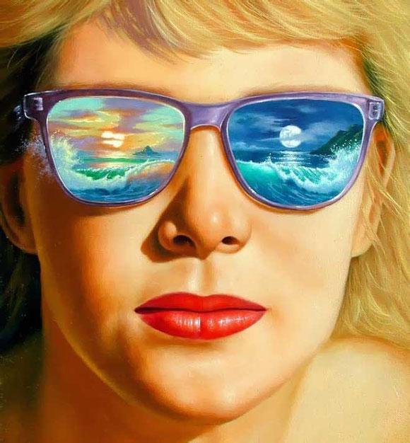 импрессионизм- Джима Уорен-5