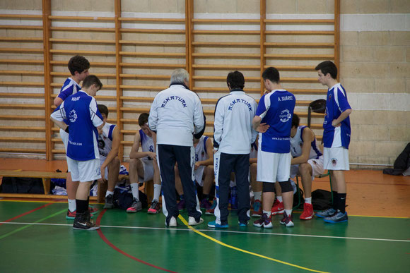El equipo sigue en línea ascendente. (Foto: Jacinto SUÁREZ)