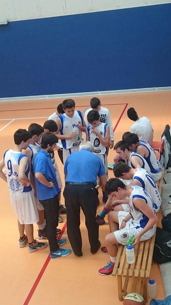 El equipo está más unido que nunca. (Foto: Nagore BASTARRARENA)