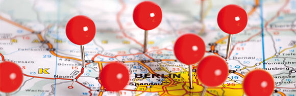 MKS ist deutschlandweit verfügbar und bietet Leistungen für alle Gewerke