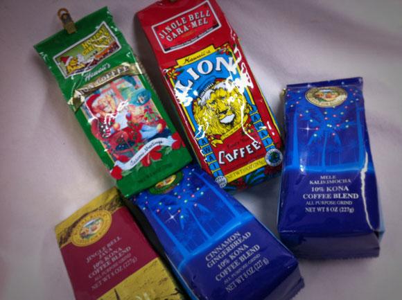 LION COFFEE クリスマス限定品