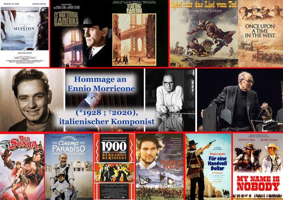Hommage an Ennio Morricone