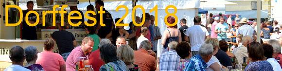 Bild: Wünschendorf Dorffest 2018