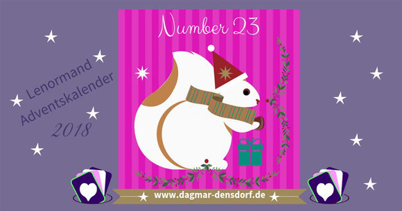 Lenormand-Adventskalender-Türchen-23