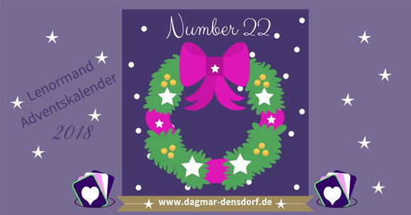 Lenormand-Adventskalender-Türchen-22