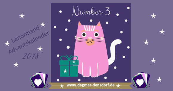 Lenormand-Adventskalender-Türchen-3