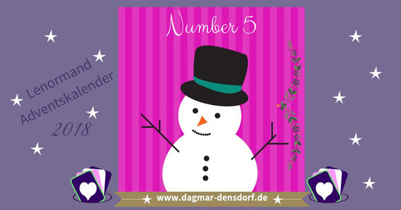 Lenormand-Adventskalender-Türchen-5
