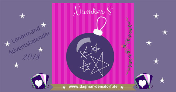 Lenormand-Adventskalender-Türchen-8