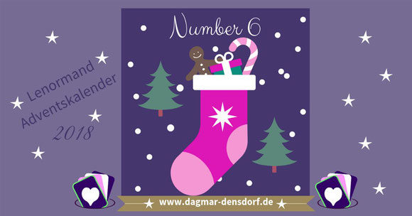 Lenormand-Adventskalender-Türchen-6