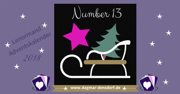 Lenormand-Adventskalender-Türchen-13