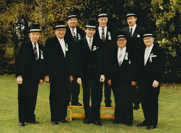 Vorstand 1992