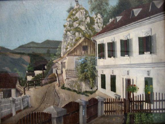 Altes Gemälde (Jahr unbekannt)