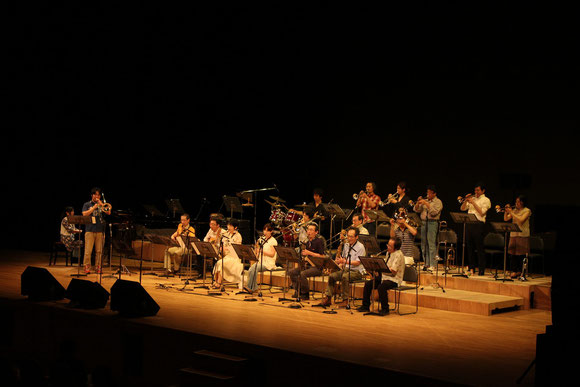 swing parts jazz orchestra in 2012BBB
