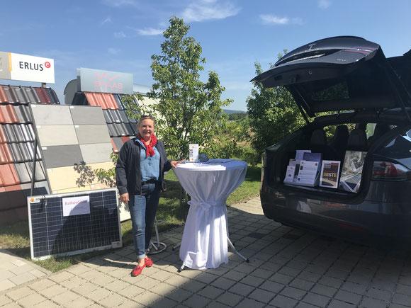 iKratos auf der DEDI-BAU Messe Eckental im Sommer 2019