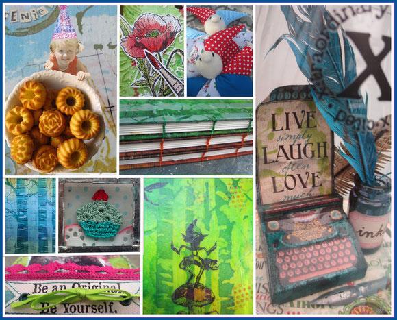 pinkepinke, books, paperprojects, softies, stamps, sewing,crocheting,..