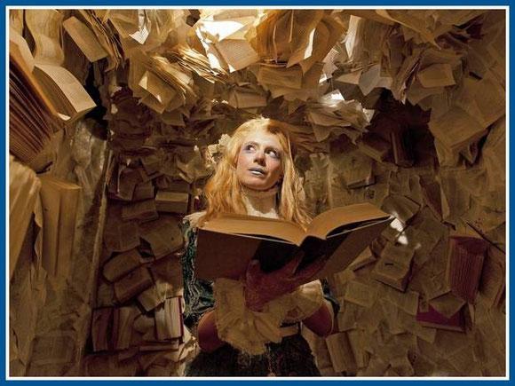 Alice's adventures underground.. London..